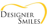 Logo for Designer Smiles, the practice of Fargo dentist Dr. Dennis Hetland